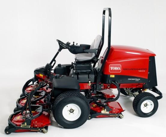 Toro Groundsmaster 4300