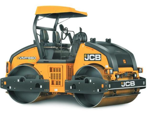Jcb Vmt860 Tier 3 Vibratory Rollers Service Repair Manual