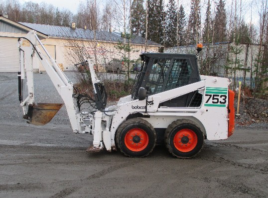 Bobcat 753 Skid Steer Workshop Manual