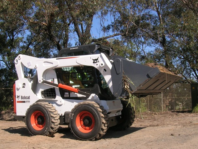 Bobcat S770 Skid-Steer Loader Service Manual - 6990111 ...