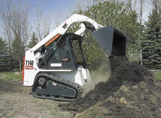 Bobcat T140 Compact Track Loader Service Repair Manual  S
