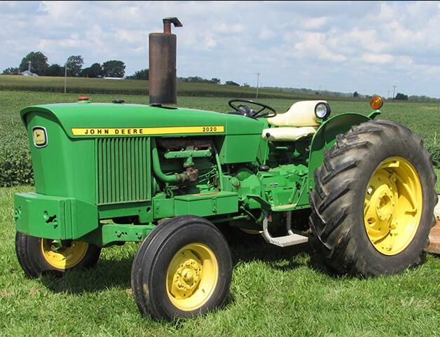 john deere 2020 tractor service technical manual(tm1044