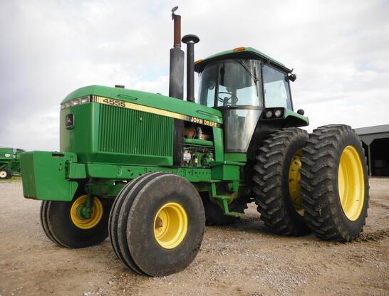 john deere 4555, 4755, 4955, 4560, 4760, 4960 tractors