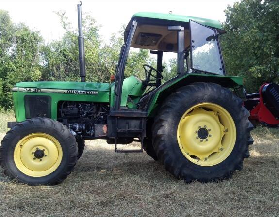 john deere 2000, 2100, 2200, 2300, 2400 tractors service