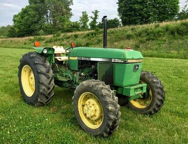 John Deere 2350 2550 Tractors Service Technical Manual Tm4403 Service Repair Manuals Pdf