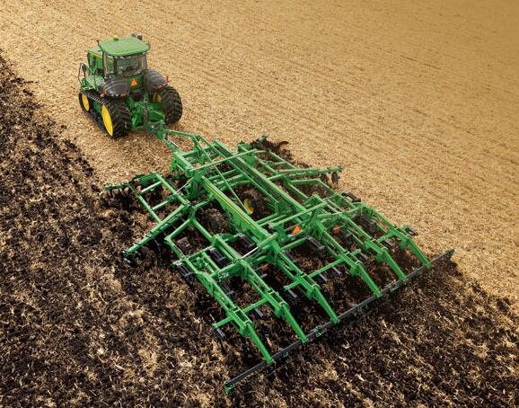 John Deere Tillage Equipment Service Technical Manual