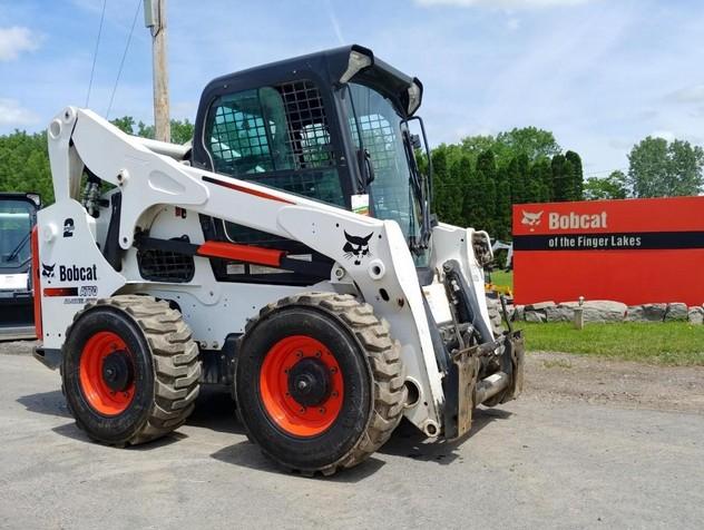 Bobcat A770 All  U2013 Wheel Steer Loader Service Repair Manual  S  N At5j11001  U0026 Above  S  N B3bu11001