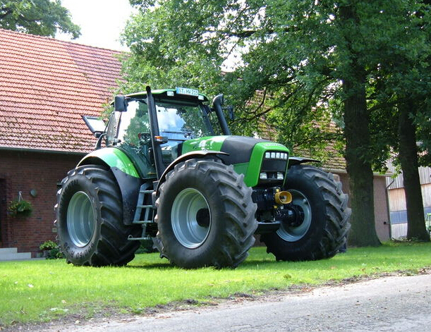 Deutz Fahr Agrotron 215 265 Tractor Service Repair Manual